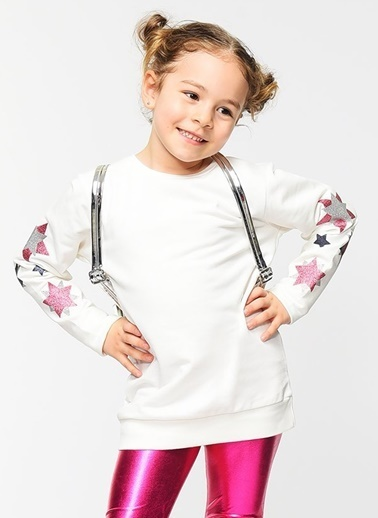 Morhipo Kids Bike Sweatshirt Gri
